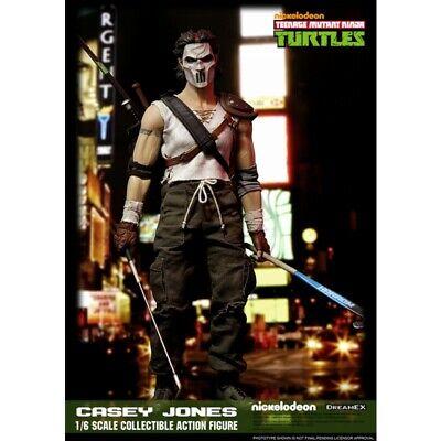 US Seller! DreamEX Ninja Turtles Casey Jones 1:6 Scale Action Figure Model