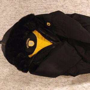 Wellensteyn mens winter coat