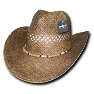 Stroh-cowboy-hut ( WESTERNHUT STROH  COWBOYHUT RODEO )