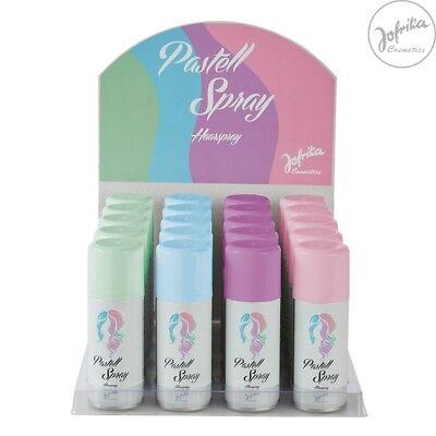 ♥ Pastell Haarspray Farbe rosa blau grün lila Color Jofrika Spray (Color Haar Spray)