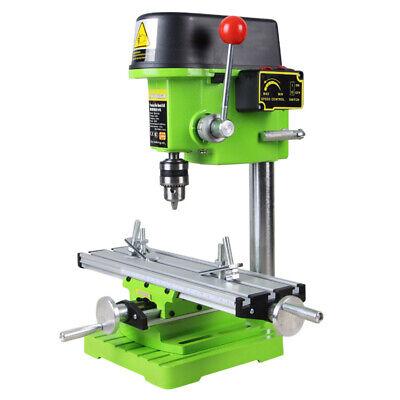 480w Rotary Pillar Drill Presses Drilling Machine With Operating Platform 220v