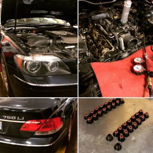 BMW Valve Stem Repair Solution