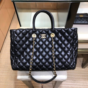 Chanel  large shopping bag  93525