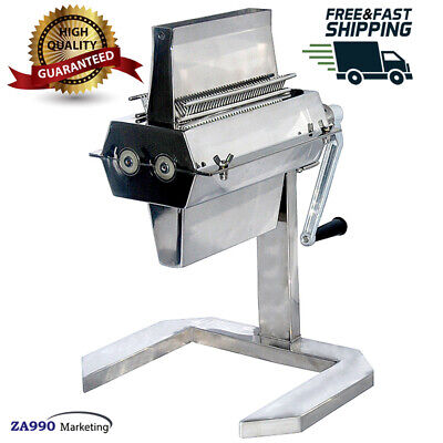Commercial Meat Tenderizer Machine Manual