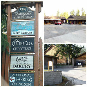 It's all about Location! Prime North Nanaimo Space For Lease