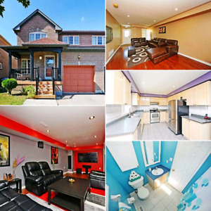 Very beautiful semmi-detached home for SALE.