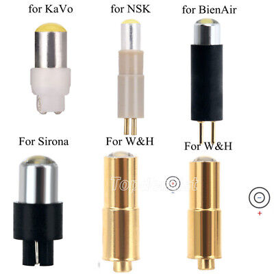 Dental Led Bulb For Kavonsksirona Fiber Optic High Speed Handpiece Coupler