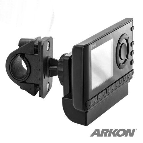 Arkon SR-127 Bike/Motorcycle Handlebar AMPS Mount for Sirius XM Satellite Radio