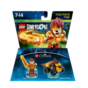 Lego Dimensions Laval Fun Pack (FOR SALE OR TRADE)
