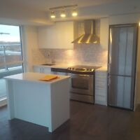 1 Bed + Den and Large Corner Terrace