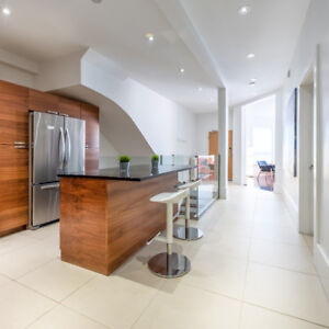 Spacious, Furnished South End 3-bed Flat  *Sept/Oct-April lease