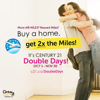 Air Miles DOUBLE DAYS