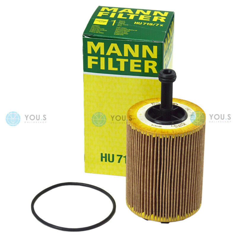 5 x Oil Filter Sct Germany Various Audi Skoda VW 1.8 1.9 2.0 TFSI TSI Oilfilter