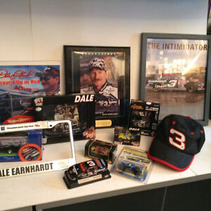 FOR SALE:  DALE EARNHARDT SR. COLLECTIBLE ASSORTMENT