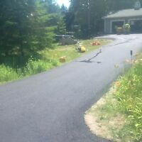 Asphalt patches and repair, resurface, and remove an re-pave
