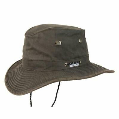 New Conner Hats Men's Murchasin River Hat, Brown, XL