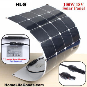 100W Flex Solar Panels BETTER Than eBay/Amazon Prices FREE Ship!