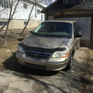 2000 Ford Windstar Minivan