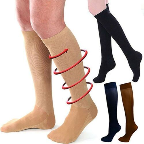 Medi Varicose Vein Compression Sock Duomed Soft Below Knee S