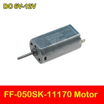 Micro Ff-050sk-11170 Motor Dc 6v-12v 9v 14000rpm Precious Metal Brush Mute Diy