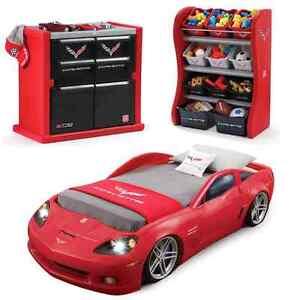 Corvette bed/lit set