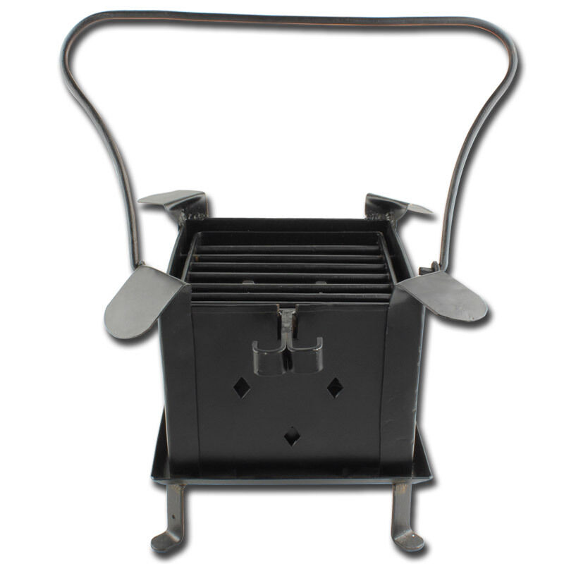 Medieval Camping Ancient Roman  Re-enactment  Fire Pit Grill