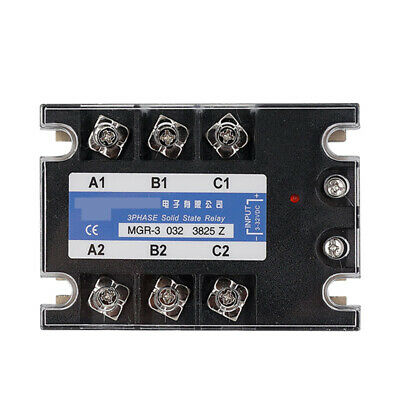 Solid State Relay Mgr-3 032 3825z For Mager Tsr-25da 380vac 3-32vdc Three-phase