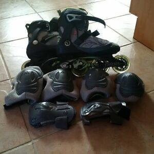 Alexis Women's Rollerblades Size 8.5 (Pads in photo sold)