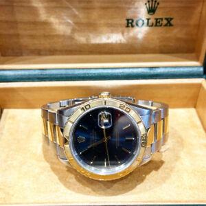 ROLEX THUNDERBIRD REF.16263 , 18 KARAT GOLD/ STAINLESS