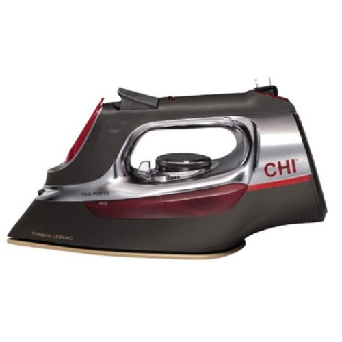 CHI IRON WITH RETRACTABLE CORD 13106 *DISTRESSED PKG