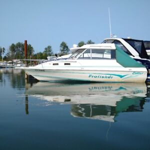 Pro Fisher Hardtop outboard for sale or trade