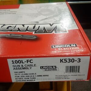 Lincoln Electric Magnum® 100L Gun and Cable Assembly K530-3