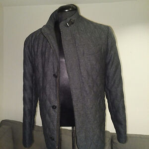 Johnston & Murphy Quilted Herringbone Jacket North Shore Greater Vancouver Area image 2