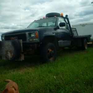 1994 Chevrolet Silverado 3500 Deck Other