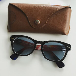 Ray Blan Sunglasses - Retro wayfarer style
