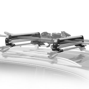 Thule Pull top Ski/Snowboard Rack + support Elantra 2012