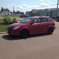 2007 Pontiac Vibe Hatchback (Hitch) w/ Toyota Powertrain/Engine