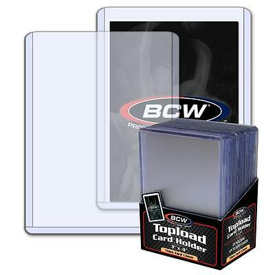 Toploaders, kaarthouders Max Protection Card Storage 4 Screw Card Holder Recessed MINT Verzamelkaarten: sport