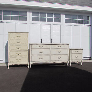 Mobilier set  chambre commode style provençal shabby chic 4mx  1