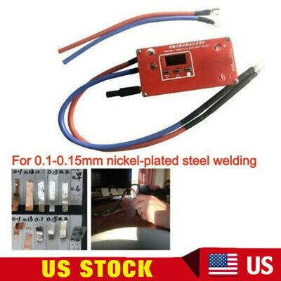 Portable Battery Diy Mini Spot Welder Machine Various Welding Power Supply Us