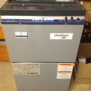 Dettson Supreme Forced Air Electric Furnace