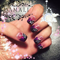 Acrylic nails, Professionally Beautify Your Nails With Art.