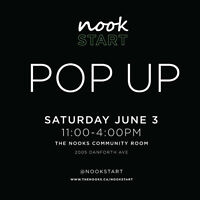 NookSTART Pop-up Market... Join us and shop local!