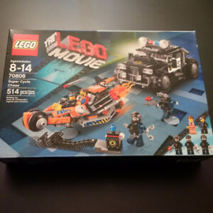 Sealed Various Lego Sets