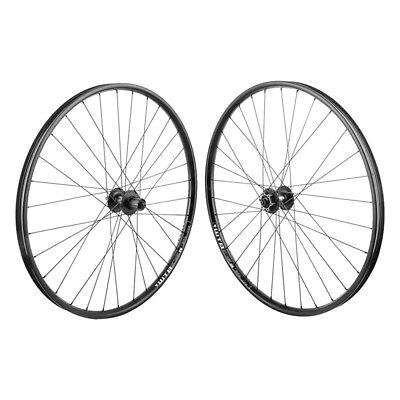 WTB i29 32h Black 29er Mountain Bike Front Wheel 6 Bolt Disc Tubeless Compatible