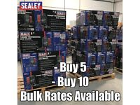 Sealey Supermig Mightymig MIG Welders Gas and Gasless - Bulk rates available
