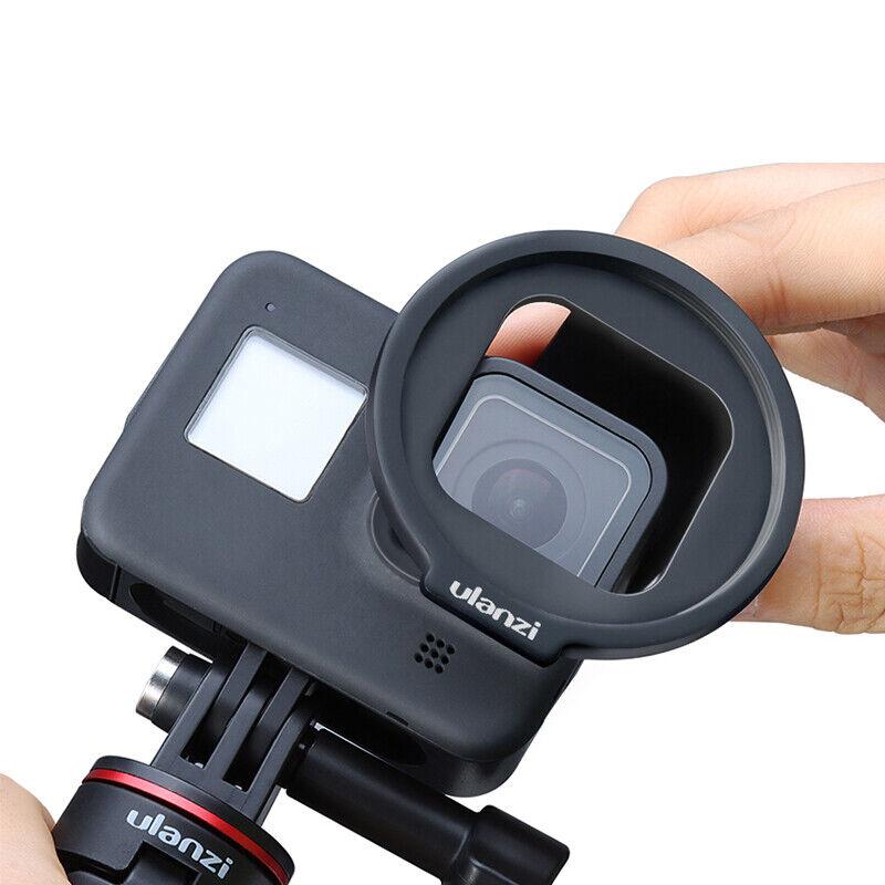 Ulanzi G8-6 Filter Adapter Mount Bracket 52mm for GoPro Hero 8 Sport Action Cam