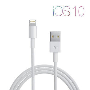 3FT-6FT iOS10/iOS9 Cable Sync USB Charger for iPhone7,6,5