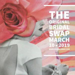 Sell your dress, decor and more at the Original Bridal Swap!