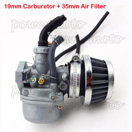 how to clean chinese atv carburetor